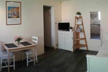 Independant quiet Studio Beach & Sea Pointe Rouge - Marseille