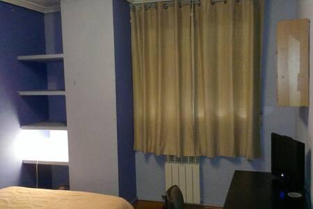 Habitación Privada a 15 m de Madrid - Getafe