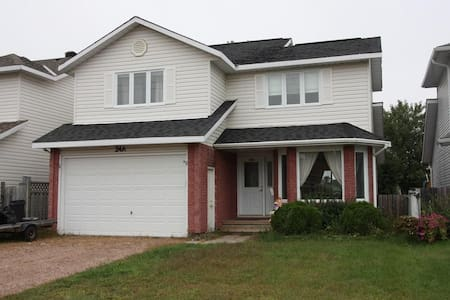 located on the main snowmobile trail, unload & go. - Petawawa - House