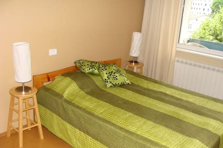 Double bedroom with balcony - Appartement