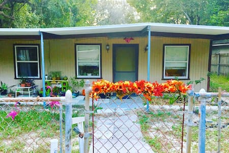 Guest room for rent/cute house! - Tarpon Springs
