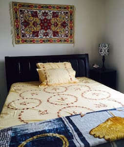 #Ganga# New Private Clean Bedroom - House