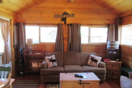The Wilderness Cabin #6: Lupine Village at Grand L - Grand Lake - 통나무집