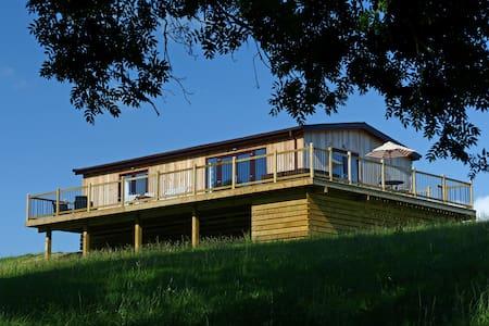 Elm Lodge, Billingsley near Bridgnorth - Cabane