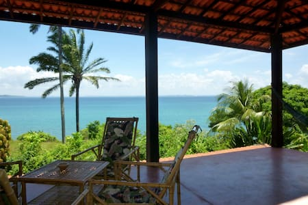 For lovers of nature and the genuine Brasil! - Itaparica - Bed & Breakfast