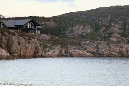 Nice cabin with the Sea - Chalet