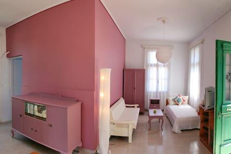 Άνετα ειδυλλιακά studio στην παραλία θερμής - House