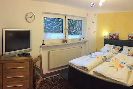 Doppelzimmer mit Infrarotsauna und Duschbad - Ev