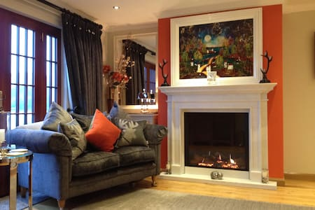 5 Star Lochside Studio Glencoe - Lettermore - Bed & Breakfast