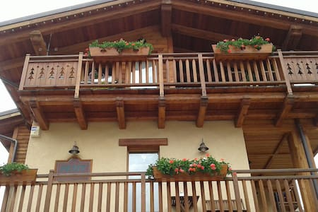 Bed and breakfast per rilassarsi - Sauze d'Oulx - Bed & Breakfast