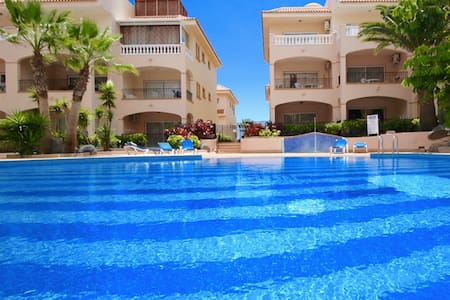 ApartaHotel Golf Park Mid August - Santa Cruz de Tenerife - Appartement