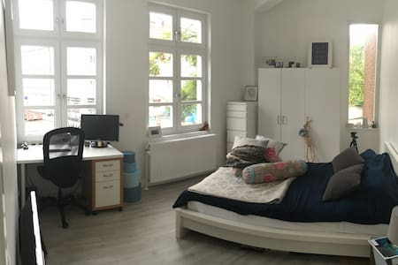 Charming room midtown - Aalborg - Appartement