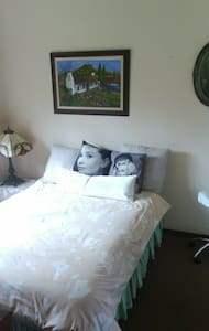 Seperate room in house with onsuite - House