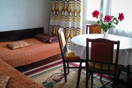 Cosy room in the city center, 5 min from the beach - Apartamento