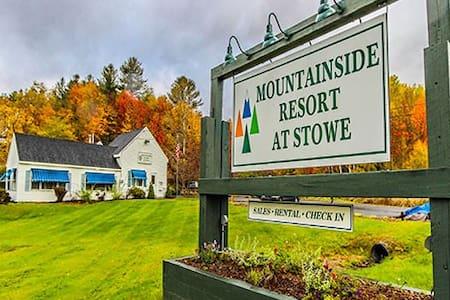 Mountainside Resort at Stowe D101 - Stowe - Συγκρότημα κατοικιών