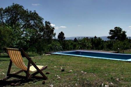 Cabaña en Yacanto Calamuchita, Cba. - Yacanto de Calamuchita - Cabanya