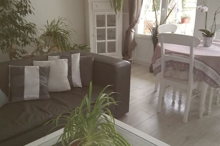 Double Room near the station - Apartment