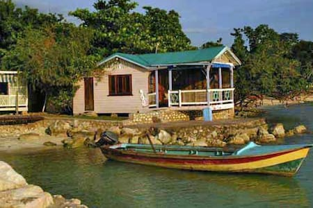 Horizon Cottage - Sea Ranch, Belmont Jamaica - Blockhütte