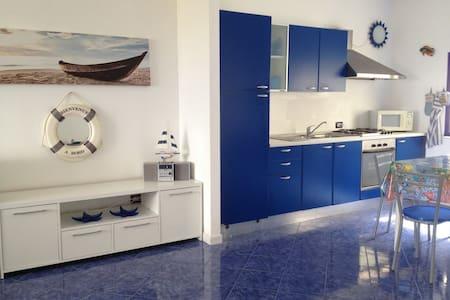 Calasetta - Appartamento vista mare - Calasetta - Lägenhet