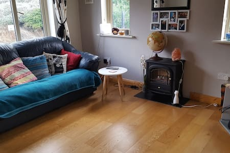 Room in a lovely area of Wicklow Town - Rumah