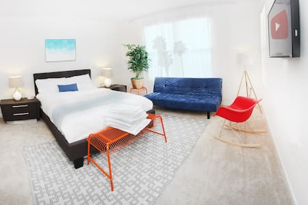 ★CELINE 3 ROOMS 2 BA // DISNEYLAND - Apartment