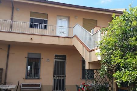 APPARTAMENTO 70 MQ FRONTE MARE - Villafranca Tirrena - Apartmen