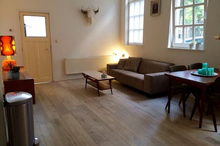 Apartement max. 3 pers + baby/toddler - Leiden - Apartment