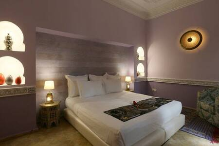 Riad Enchanté - chambre Ali Baba - Marrakesh - Bed & Breakfast