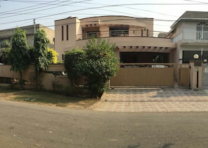 Beautiful 4 Bedroom House DHA - Lahore - Haus