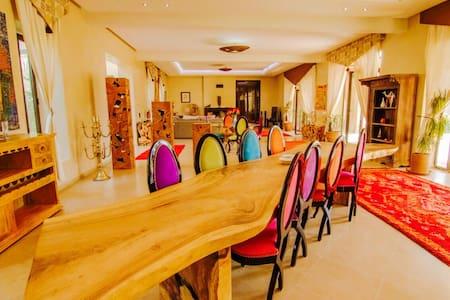 Artist luxury modern villa - Marrakesch - Villa