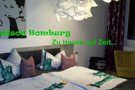 Ferienwohnung Maison Homburg - Homburg - Lejlighed
