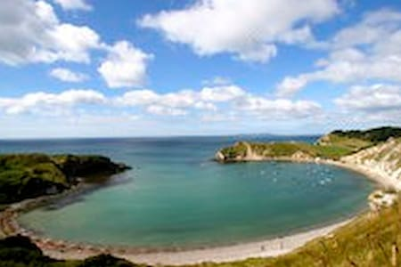 Lime Tree Lodge,Lulworth Cove Suite - Dorset - Pousada