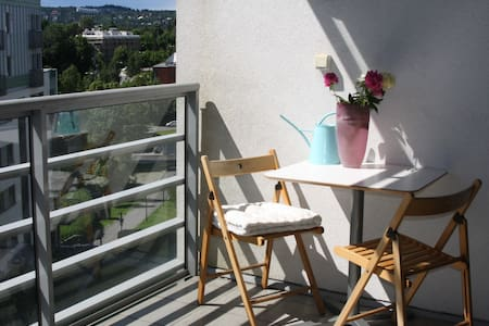 Downtown, 3 bedrooms - Oslo - Apartment