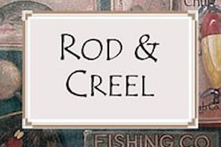Rod & Creel Room @ Blue Heron Inn - Findley Lake - Bed & Breakfast