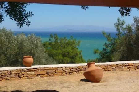 Great sea view charming lodging - Karfas