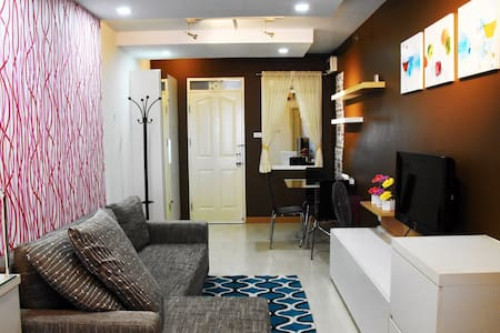 One bedroom across Yanhe hospital - Bangkok - Ortak mülk