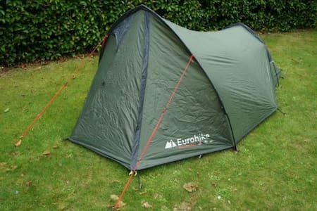 Tent in garden - Stalybridge