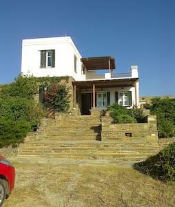 Tinos Cyclades Traditional Property - Tinos - Hus