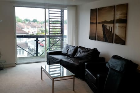 Modern 2 bed apartment - Syon Park - Apartment