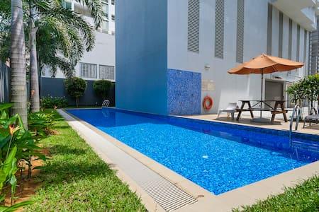 Simple, Affordable, near the City - Condominium