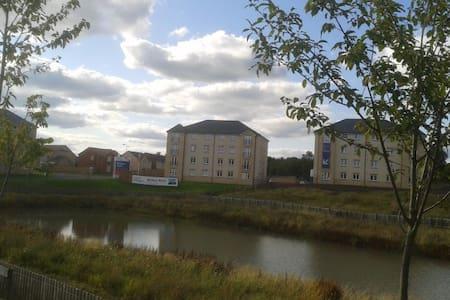 ground floor apt. in modern block - North Lanarkshire - Leilighet