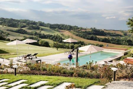 MICHELE UNO  Landgut Corte Campioli - House