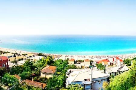 SUNSET VILLA 2.THE BEST VIEW IN IONION SEA. - Villa