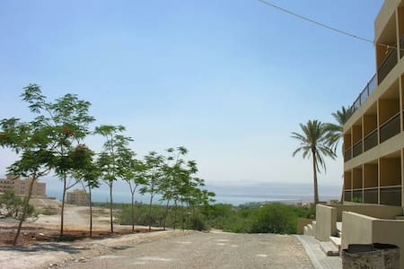 Feel at home in the Dead Sea - Apartment