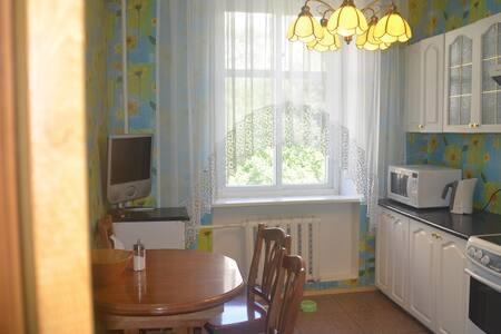 Уютная комната в Центре Владивостока - Appartement
