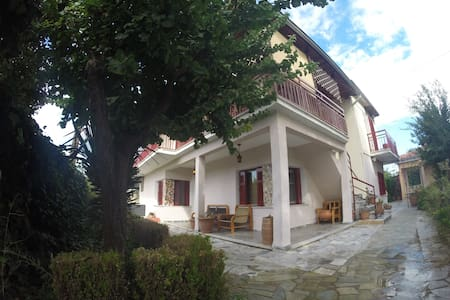 Luna's UP house - Trikala