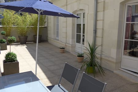 Gîte meublé 4**** ,  au cœur de Saumur - Apartment
