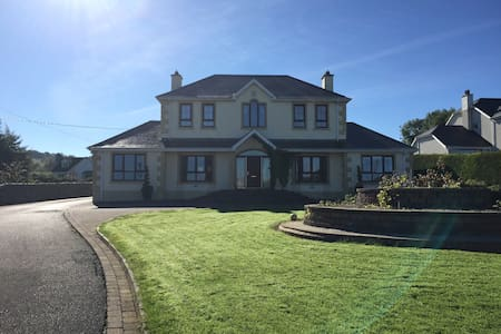 Private double room -Ballybofey - Casa