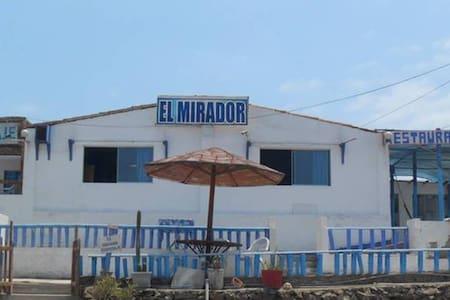 Hospedaje El Mirador de Pucusana 7 - Lima