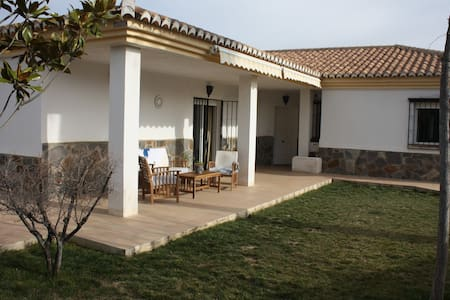 Private House & Garden near Granada - Otura